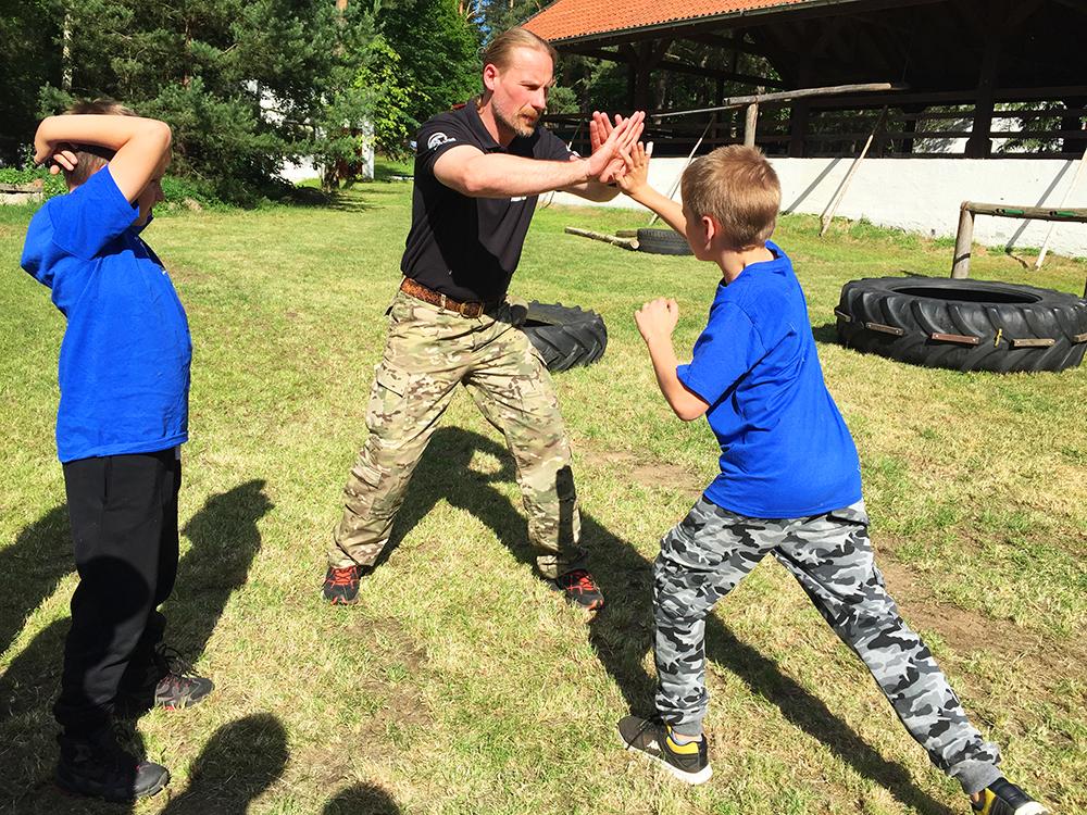 aikido sztuki walki pantera warszawa szkoła sztuk walki fundacja zawsze w formie karate krav maga samoobrona